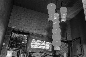 Interior Vintage Shop