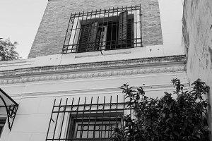 Vintage Building Exterior