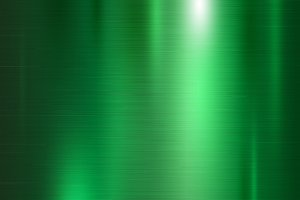Green metal texture background