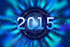 2015 year forecast radar.