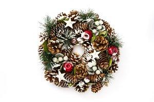 Christmas whreath