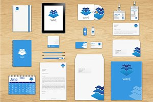 Stationery / Corporate Identity Mock