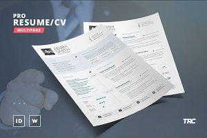 Pro Resume/Cv Template