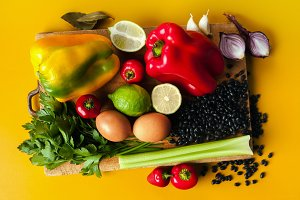 ingredients of mexican cuisine