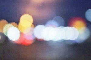 Bokah City Lights