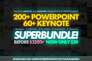 Design Power PowerPoint Bundle
