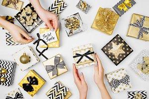 Christmas gift boxs