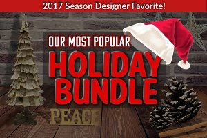 Most Popular Holiday Bundle! 70% OFF