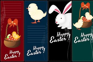 Easter Illustration VEctors