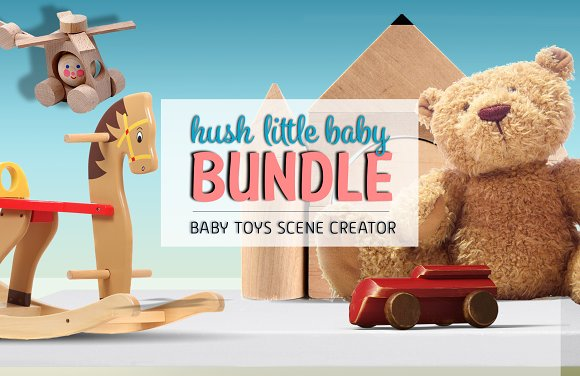 Download ULTIMATE TOYS Bundle & SCENE Creator