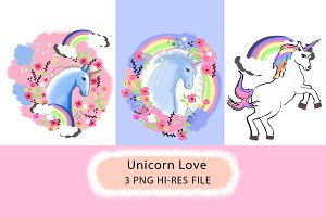 3 Unicorn Magic Pack