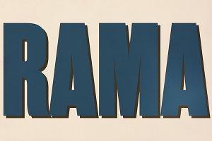 Rama Gothic