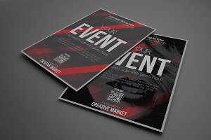 Devil Red Flyer Template