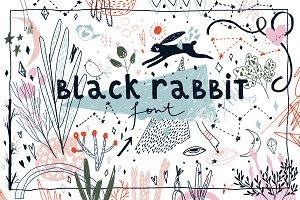 Black Rabbit | Font