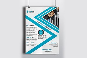 Corporate Flyer Template -V687