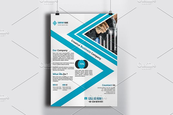Corporate Flyer Template V687