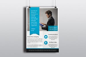 Corporate Flyer Template -V688