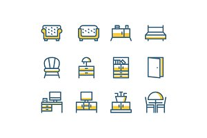 Furniture Icon Collections