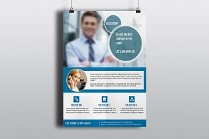 Business Flyer V689