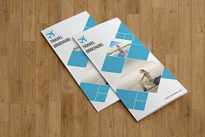 Travel Agency Brochure V763