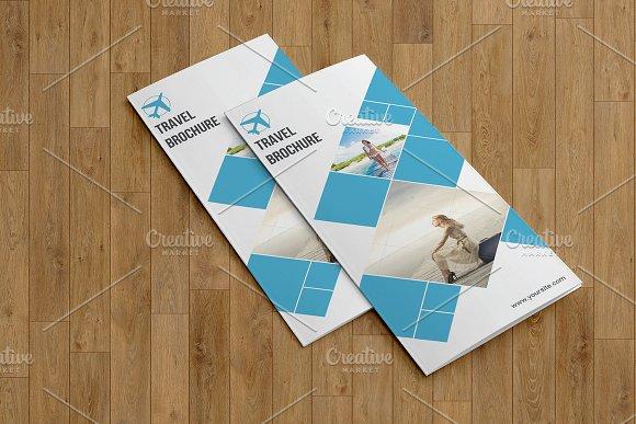 Travel Agency Brochure V763 Brochure Templates Creative Market