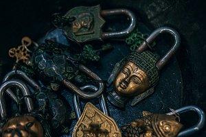 Unique Vintage Locks