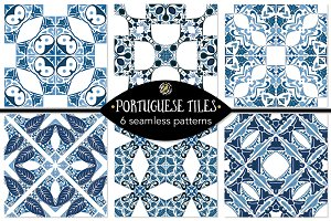 Set 88 - 6 Seamless Patterns