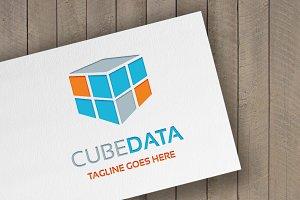 Cube Data Logo