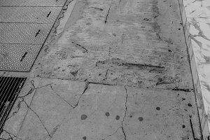 Street Concrete Detail