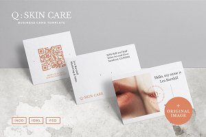 Q: Business Card Template