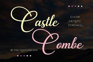 Castle Combe Elegant Script
