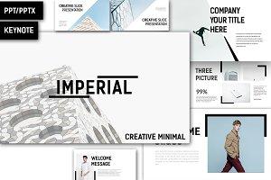 Imperial Presentation