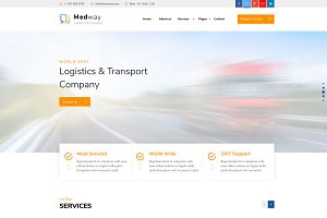 Medway Logistic transport template