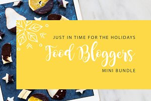 Food Bloggers Mini Bundle