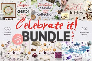 Celebrate it! Bundle