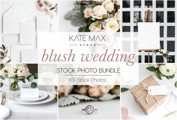 Wedding Stock Photo Mockup Bundle Product Mockups