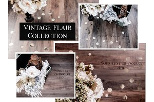 Vintage Flair Collection