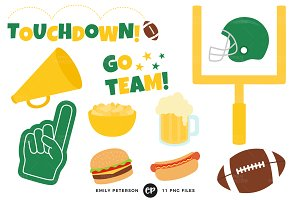 Football Clipart