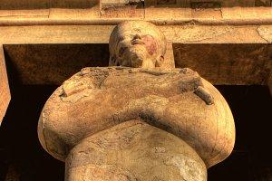 Deir el-Bahari Hatshepsut statue