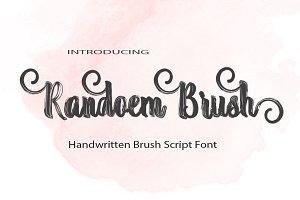 Randoem Brush