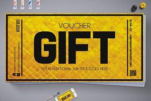 Golden Style Gift Voucher
