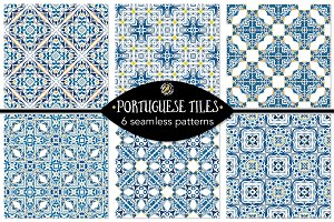 Set 89 - 6 Seamless Patterns
