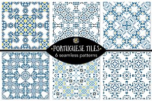 Set 90 - 6 Seamless Patterns