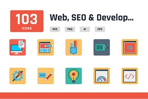 Web, SEO and Development