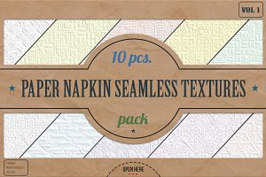 Napkin Seamless Textures Pack v.1