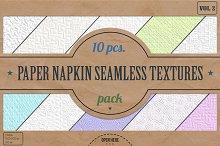 Napkin Seamless Textures Pack v.2