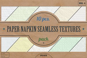 Napkin Seamless Textures Pack v.4