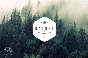 2Simple Nature Coming Soon Template