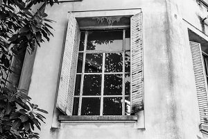 Vintage Window Detail