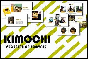 Kimochi Presentation Template